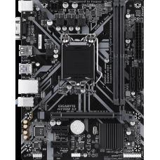 Материнская плата Gigabyte H310M S2, Socket 1151, Intel®H310, 2xDDR4-2666, D-SUB, 1xPCI-Ex16, 2xPCI-Ex1, 4xSATA3, 8 Ch Audio, GLan, (4+2)xUSB2.0, (2+2)xUSB3.1, 2xPS/2, mATX