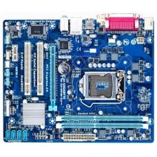 Материнская плата DH61CR S1155, Intel H61, 2*DDR3, GMA,1xPCIe 2.0x16, 2xPCIe 2.0x1, 1xPCI, 4xSATA-II, LAN, 5.1 HD,1xPS2 combo, DVI/D-Sub, LPT, 4xUSB 2.0, mATX, Bulk {20}