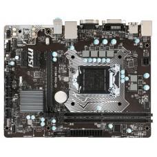Мат. плата Msi h110m pro-vd retail H110MPRO-VD