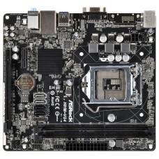 Материнская плата Asrock H81M-VG4 R3.0 Soc-1150 Intel H81 2xDDR3 mATX AC`97 8ch(5.1) GbLAN+VGA H81M-VG4R3.0