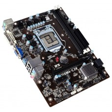 Материнская плата EliteGroup (ECS) H110M4-C23. Socket 1151. Intel H110 H110M4-C23