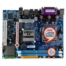 Материнская плата ITZR G31CEL2,S775, Intel G31+ICH6, mATX, 2xDDR2-800,1xPCI-Ex16, 1xPCI, 2xSATA2, 1xIDE, 10/100 Lan, 6CH, VGA, 4xUSB2.0 RTL