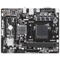 Материнская плата Gigabyte GA-78LMT-S2 R2 Soc-AM3+ AMD 760G 2xDDR3 mATX AC`97 8ch(7.1) GbLAN RAID+VGA GA-78LMT-S2R2