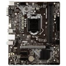 Материнская плата MSI H310M PRO-VH Soc-1151v2 Intel H310 2xDDR4 mATX AC`97 8ch(7.1) GbLAN+VGA+HDMI H310MPRO-VH