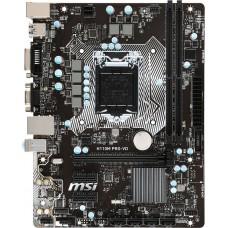 Материнская плата MSI H110M PRO-VD