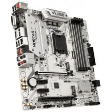 Материнская плата MSI B360M MORTAR TITANIUM Soc-1151v2 Intel B360 4xDDR4 mATX AC`97 8ch(7.1) GbLAN+DVI+HDMI+DP B360MMORTARTITANIUM