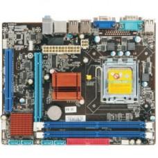Материнская плата Esonic G41CRL3. Socket 775. IntelG41+ICH7. 2xDDR2-800. D-SUB. 1xPCI-Ex16. 1xPCI. 4xSATA2. 1xIDE. 6 Ch Audio. GLan. (6+2)xUSB2.0
