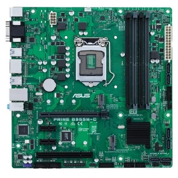 Материнская плата Asus Prime B365M-C/CSM PRIMEB365M-C/CSM