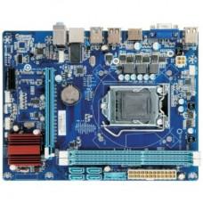 Материнская плата Esonic H81JAK-U. Socket 1150. IntelH81. 2xDDR3-1600. D-SUB+HDMI. 1xPCI-Ex16. 1xPCI-Ex1. 4xSATA2. 6 Ch Audio. GLan. (2+4)xUSB2.0 H81JAK-U