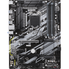 Материнская плата GIGABYTE Z390 UD[Socket 1151 v2. Intel Z390. 4xDDR-4. 7.1CH. 1000 Мбит/с. USB3.1. HDMI. ATX. Retail]