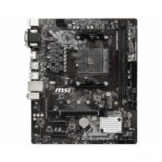 Материнская плата MSI AMD B450 SAM4 MATX B450M-A PRO MAX B450M-APROMAX