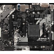 ASRock AB350M-HDV R4.0 AB350M-HDV R4.0