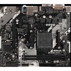 ASRock B450M-HDV R4.0 B450M-HDV R4.0