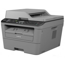 МФУ лазерное Brother MFC-L2700DWR принтер/ сканер/ копир/ факс. A4. 26стр/мин. дуплекс. ADF. 32Мб. USB. LAN. WiFi MFCL2700DWR1