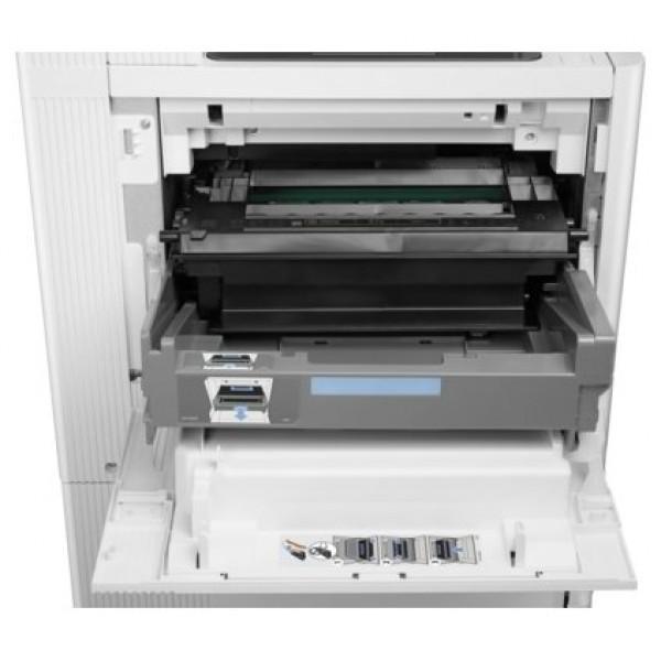МФУ HP LaserJet Enterprise M631dn, лазерный принтер/сканер/копир, A4, 52 стр/мин, дуплекс, 1.5Гб, 16Гб eMMC, USB, LAN (замена B3G84A M630dn)