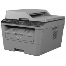 МФУ лазерное Brother MFC-L2700DNR принтер/ сканер/ копир/ факс. A4. 24стр/мин. дуплекс. ADF. 32Мб. USB. LAN MFCL2700DNR1