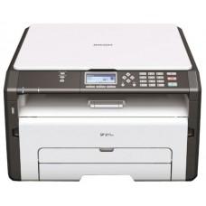 Мфу Ricoh sp 210su (копир-принтер-сканер. 22стр./мин.. 1200x600dpi. a4)