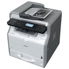 Мфу Ricoh sp 3610sf (копир-принтер-сканер. dadf. 30стр./мин.. 1200x1200dpi. 512mb. a4. lan. usb) 906386