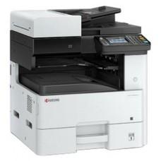 МФУ Kyocera Ecosys M4125idn (1102P23NL0), лазерный принтер/сканер/копир A3, 25 (12 A3) стр/мин, 1200x1200 dpi, 1024 Мб, RADF50, дуплекс, подача: 600 лист., вывод: 300 лист., Post Script, Ethernet, USB, картридер, цветной ЖК-дисплей (Старт.к-ж 3000 стр., m