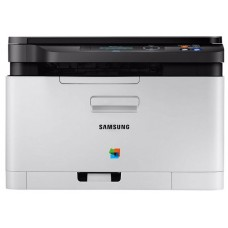 Мфу лазерный Samsung sl-c480 a4 серый/черный SL-C480/XEV