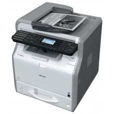 Мфу Ricoh sp 3600sf (копир-принтер-сканер. adf. 30стр./мин.. 1200x1200dpi. 512mb. a4. lan. usb) 906365