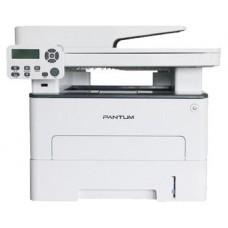 МФУ Pantum M7100DN, лазерный принтер/сканер/копир A4, 33 (35 Letter) стр/мин, 1200x600 dpi, ADF50 скан 24 (25 Letter) стр/мин, дуплекс, подача 250+1 листов, выход 150 листов, PCL5e, PCL6, PS, PDF, Ethernet, USB2.0, 2-строчный ЖК-дисплей, Linux (max 60000