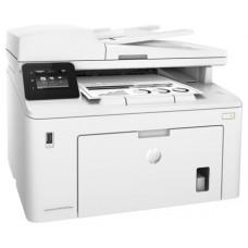 Мфу Hp laserjet pro m227fdw принтер/сканер/копир/факс. a4. 28 стр/мин. adf. дуплекс. usb. lan. wifi G3Q75A