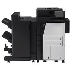 Мфу Hp laserjet enterprise flow mfp m577c (p/c/s/f. a4.1200 dpi. 38(38)ppm. 1.75gb. 320gb encr. 2trays 100+550. adf 100.duplex. stapler.usb/gigeth/fih B5L54A