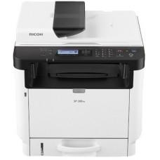 МФУ Ricoh SP 330SN .картридж 1000стр.. (копир-принтер-сканер. ADF. duplex. 32стр./мин.. 1200x600dpi. LAN. Wi-Fi. A4. NFC) 408274