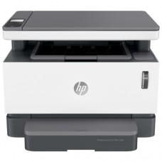 МФУ HP Neverstop Laser 1200a (4QD21A) A4 белый/серый 4QD21A