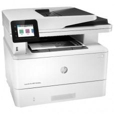 МФУ лазерный, HP LaserJet Pro RU M428dw (W1A31A), принтер/сканер/копир, A4 Duplex Net WiFi белый/черный