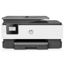МФУ HP Officejet Pro 8013 (1KR70B) струйный принтер/сканер/копир, (A4, 18/10 стр/мин, дуплекс, ADF, USB, LAN, WiFi (замена OJ6950 P4C78A))