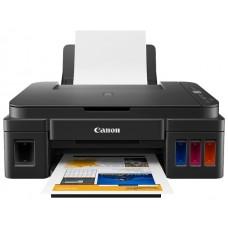 МФУ Canon Pixma G2410 (Струйный. СНПЧ. 4800x1200. 8.8 изобр./мин для ч/б. 5.0 изобр./мин для цветной. A4. A5. B5. LTR. конверт. фотобумага) 2313C009