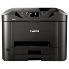 Мфу струйный Canon maxify mb5440 (0971c007) a4 duplex wifi usb rj-45 черный 0971C007