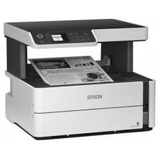 МФУ струйный Epson M2140 A4 USB черный/серый C11CG27405