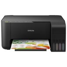 МФУ струйный Epson L3150 A4 WiFi USB черный C11CG86409
