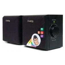 Микрофон Dialog М-100 Black (прищепка)
