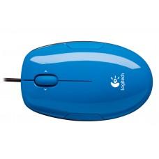 Мышь LOGITECH LS1 AQUA-BLUE