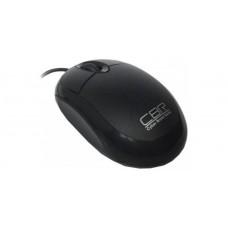 Мышь проводная Cbr cm-102 black. оптика. 1000dpi. офисн.. usb CM 102 Black