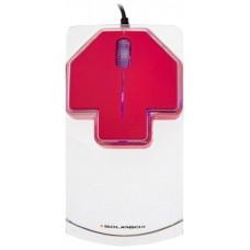 Мышь Solarbox X07 Red USB X07 Red