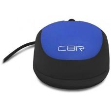 Мышь CBR CM 102 USB. синий CM102Blue