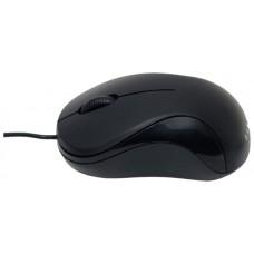 Мышь Oklick 115S черный (1000dpi) USB для ноутбука Color box M-288