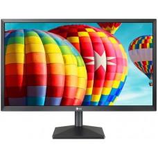 Монитор 23.8'' LG 24EA430V-B Black IPS, 16:9, 1920x1080, 5ms, 250 cd/m2, 1000:1, D-Sub, DVI, HDMI, vesa