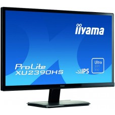 Монитор Iiyama prolite xu2390hs-b1 23''   1920x1080 ips   5ms   d-sub + dvi-d + hdmi   spks   black XU2390HS-B1