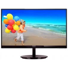Монитор Philips 21.5'' 224E5QSB (00/01) Black Cherry AH- IPS LED 5ms 16:9 DVI 20M:1 250cd 224E5QSB/01