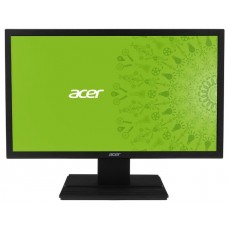 Монитор 19.5'' Acer v206hqlbb black led. 1366x768. 5ms. 200 cd/m2. 100m:1. d-sub UM.IV6EE.B02