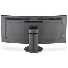 Монитор NEC 34'' EX341R-BK Curved LCD Bk/Bk ( VA; 21:9; 290 cd/m2; 3000:1; 4 ms; 3440 x 1440; 178/178; 1хDP; 1хDP out; 1xHDMI; 1хHDMI 2.0; 6хUSB; Swiv 170/170; Tilt; HAS 130 mm; Human Sensor; Spk 2х1W )