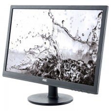 Монитор Aoc m2060swda2 19.5'' [16:9] 1920x1080 mva. nonglare. 250cd/m2. h178/v178. 20м:1. 5ms. vga. dvi. tilt. speak M2060SWDA2/01