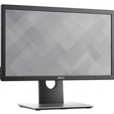 Монитор Dell 19.5'' P2018H черный TN LED 5ms 16:9 HDMI матовая HAS Pivot 1000:1 250cd 170гр/160гр 1600x900 D-Sub DisplayPort HD READY USB 4.58кг