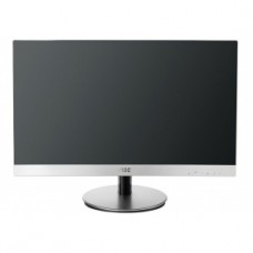 Монитор AOC 23'' I2369V Silver-Black IPS LED 5ms 16:9 DVI 50M:1 250cd I2369V/01
